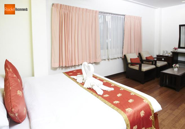 Woraburi Sukhumvit girl friendly hotel review