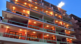 Citin Loft hotel Pattaya, Thailand