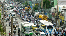 Ho Chi Minh City Saigon