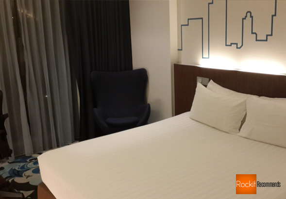 Galleria 10 Sukhumvit Bangkok girl friend hotel review