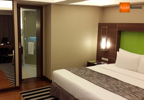 Legacy Suites Bangkok Sukhumvit girl friendly hotel