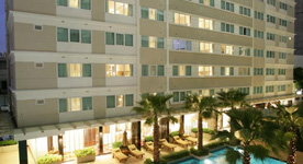 Legacy Suites Hotel in Bangkok
