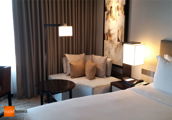 New World Makati guest friendly hotel review