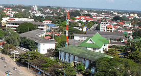 Guest friendly hotels in Vientiane Laos