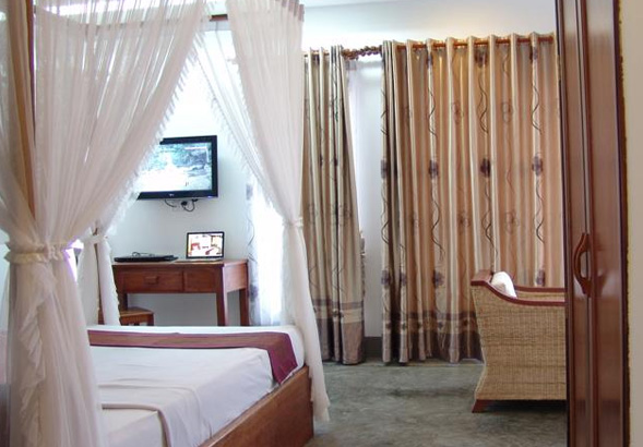 The best guest friendly hotels in phnom penh for Best boutique hotels phnom penh