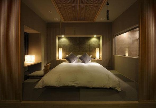 Roppongi S hotel for singles in tokyo