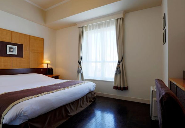 Monterey Ginza hotel room review