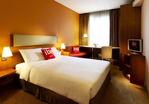 Ibis ambassador guest friendly hotel in myeongdong seoul