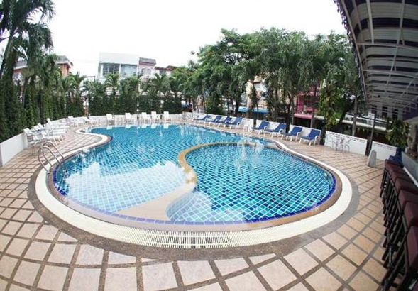 Review of the girl friendly Sawasdee Siam Hotel in Pattaya Thailand