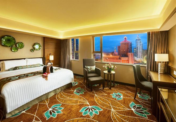 Review of the Beverly Plaza Hotel Macau
