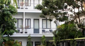 Review of the 252 Boutique Hotel in Phnom Penh
