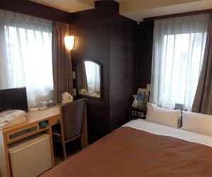 Review of Ueno First Girl Friendly hotel