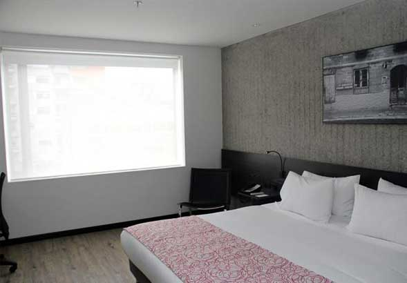 guest friendly Hotel B3 Virrey