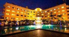 Review of the Golden Sand hotel in Sihanoukville Cambodia